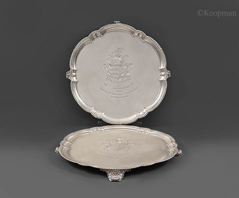 The Gladstone Dinner Service