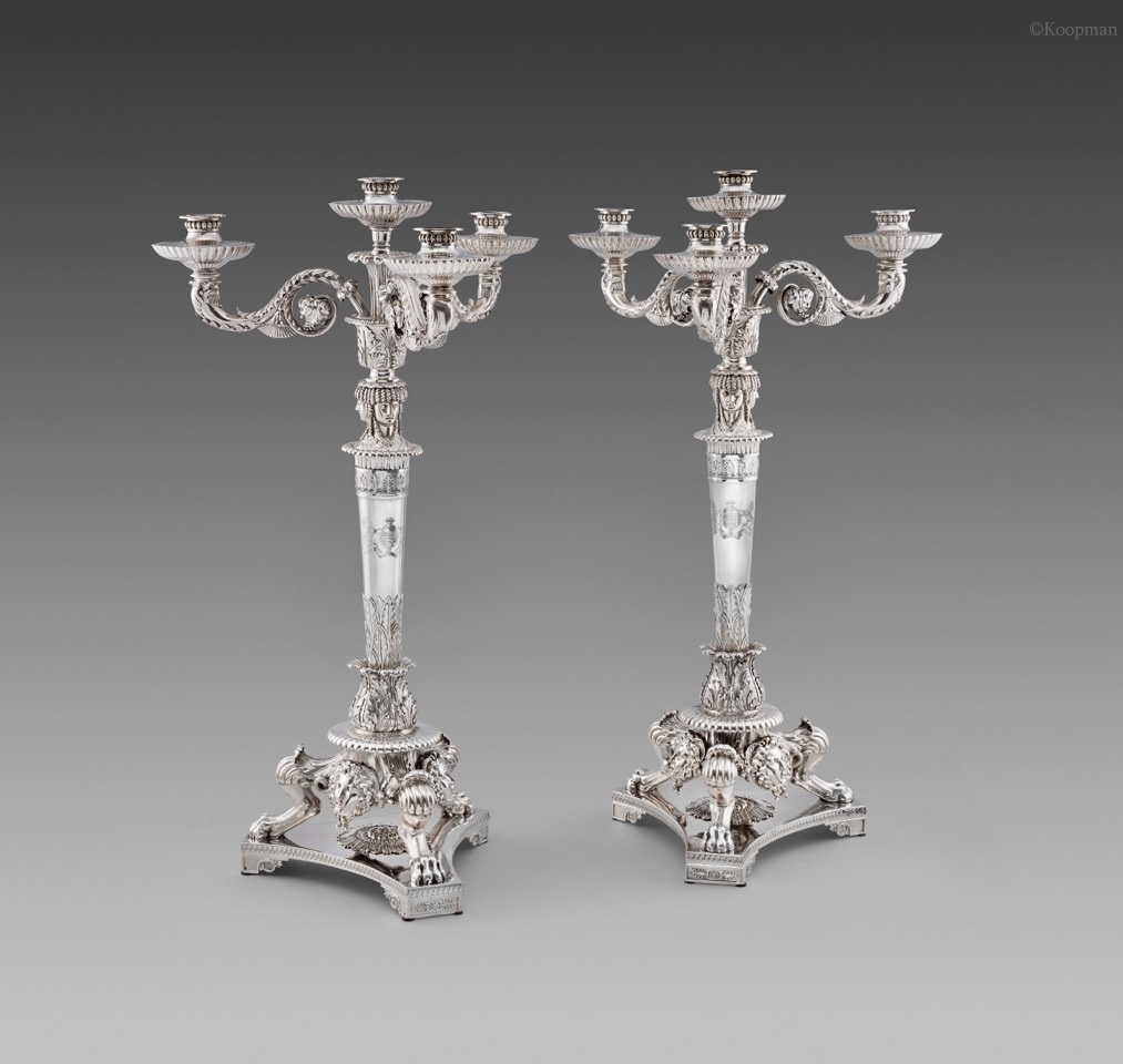 The Picton Candelabra