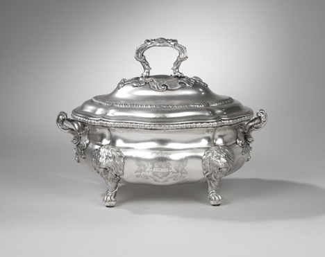 The Coventry Soup Tureen