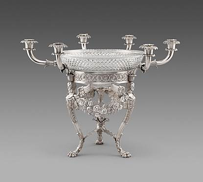 A Magnificent George III Table Centrepiece