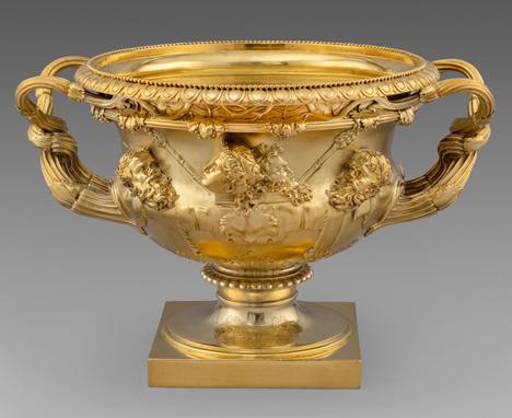 The Baring Warwick Vase