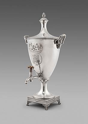 A George III Tea Urn