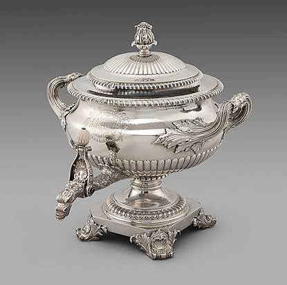 A George IV Tea Urn