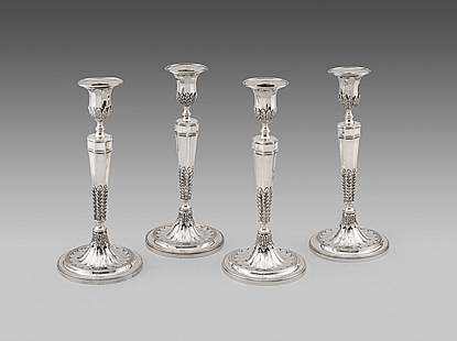 A George III Candelabra Suite