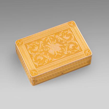 A Swiss 19th Century Musical Box