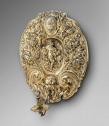 An important Charles II London Wall Light