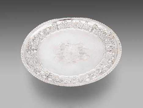 Charles II Circular Tazza