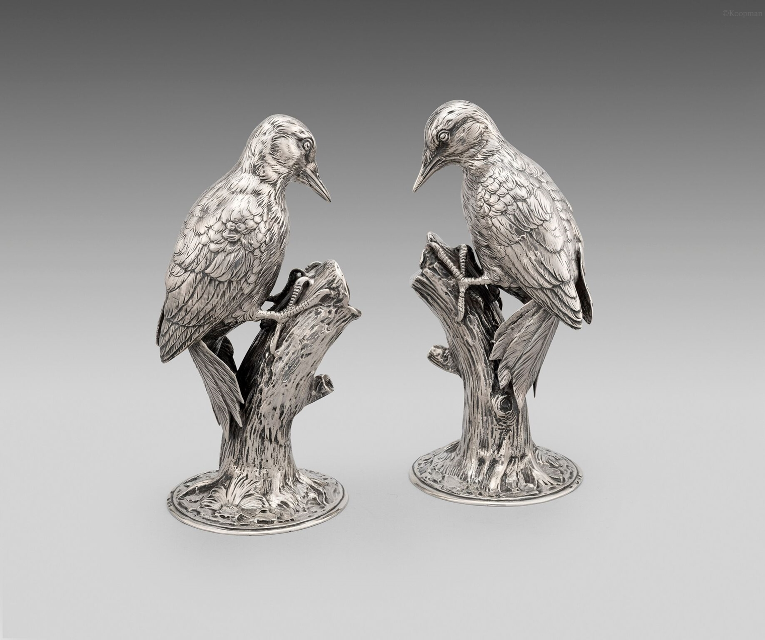 A Pair of Wood Peckers