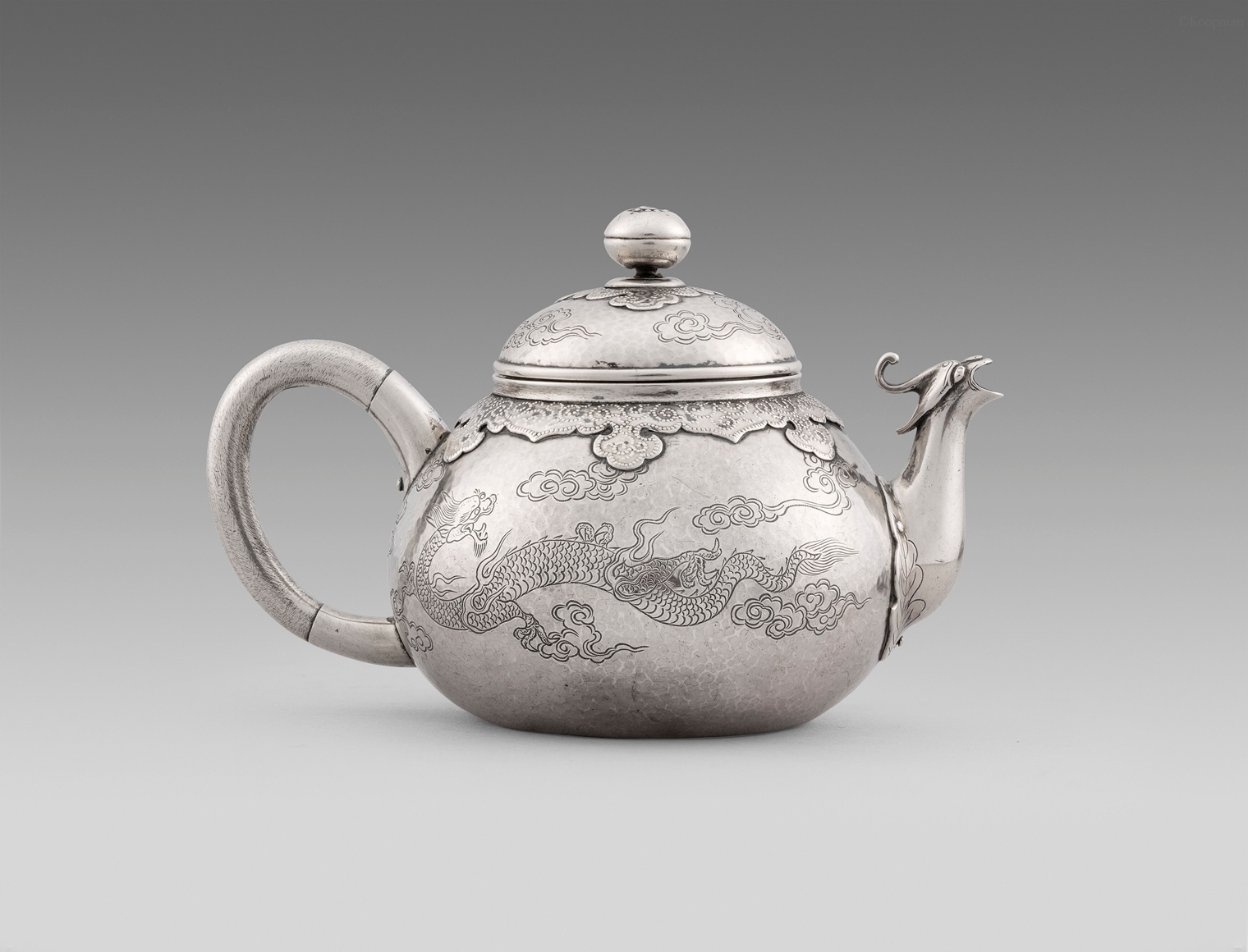 A Bachelor Chinese Teapot