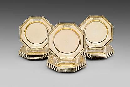 The Grenville Dinner Plates