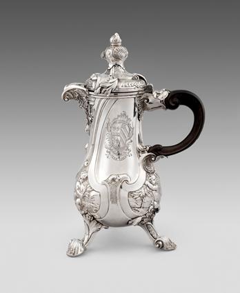 The Lequesne Coffee Pot
