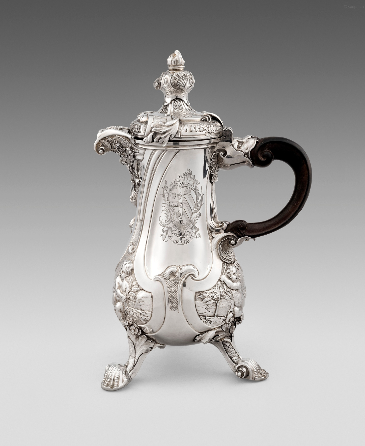 The Lequesne Coffee Pot
