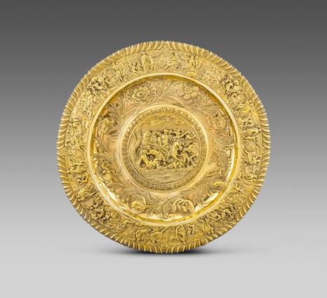 A Monumental Regency Sideboard Dish