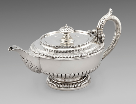 A George III Teapot