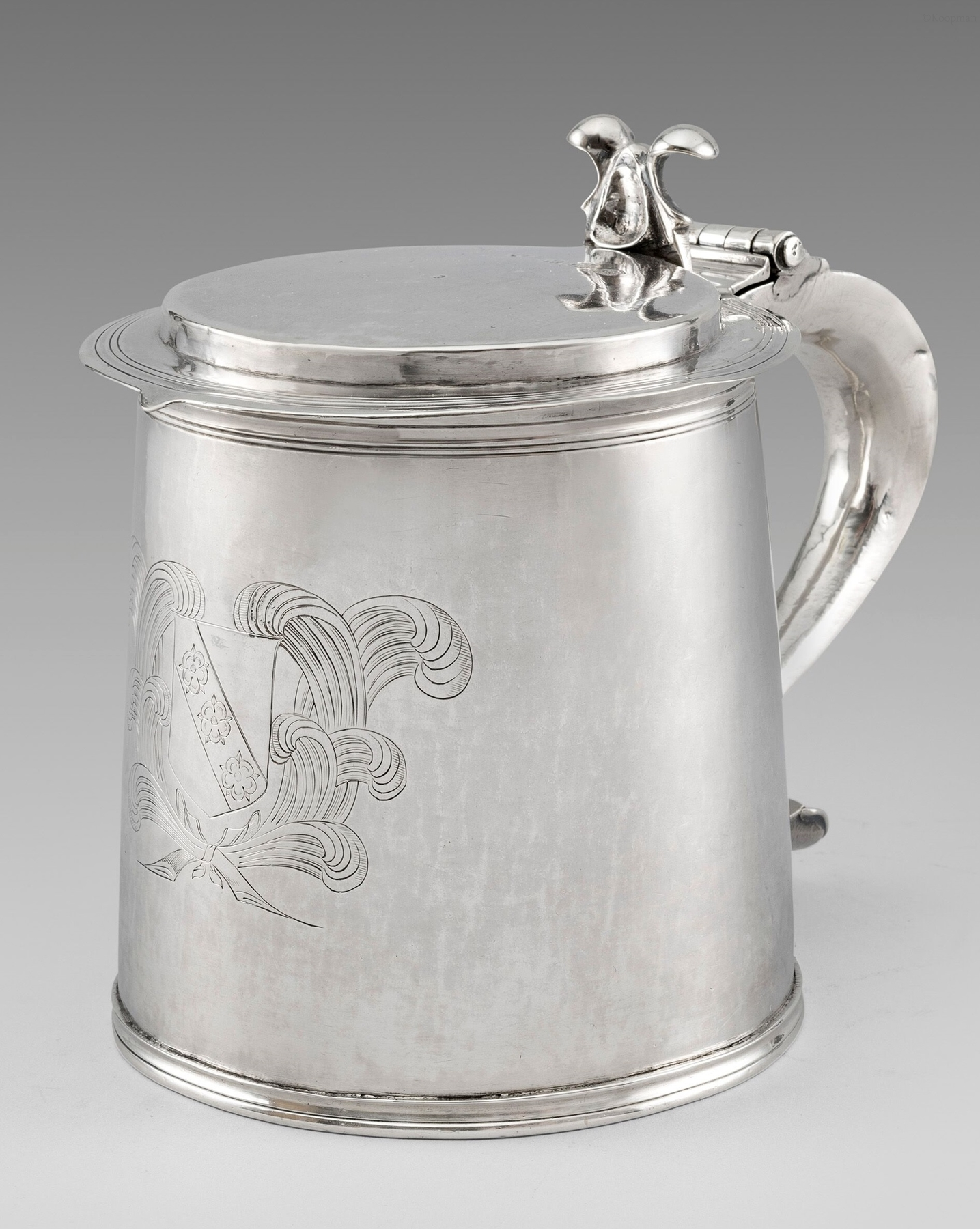 An Early English Tankard