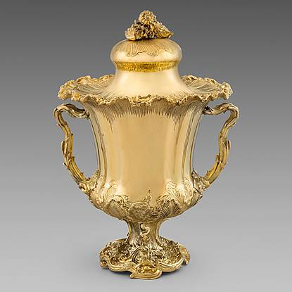 A Victorian Cup & Cover