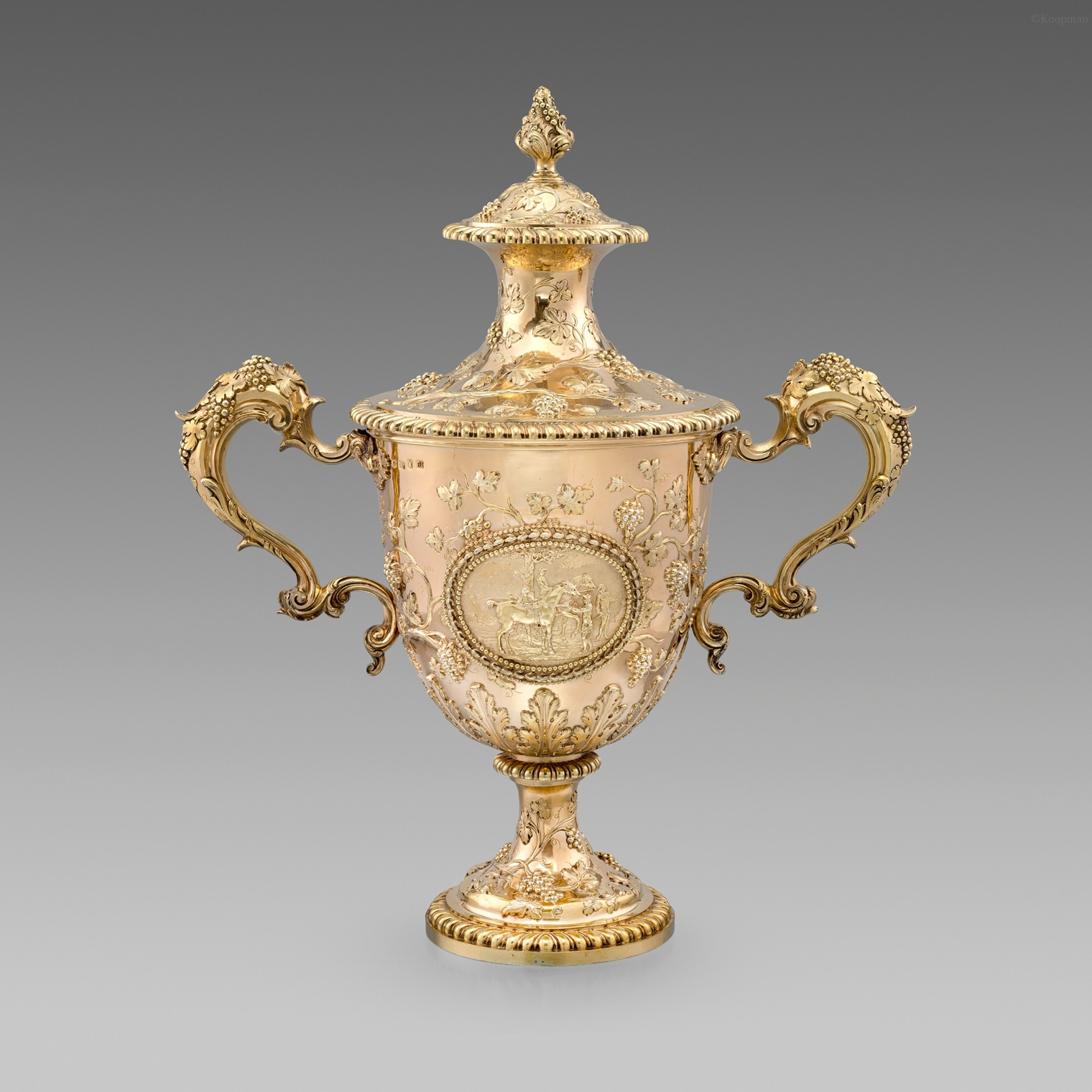 The 'Doncaster Cup': A George III Equestrian Trophy