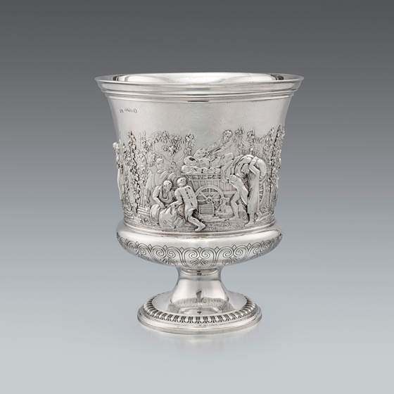 A Neo-Classical Campana Vase