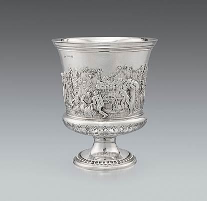 A George IV Vase