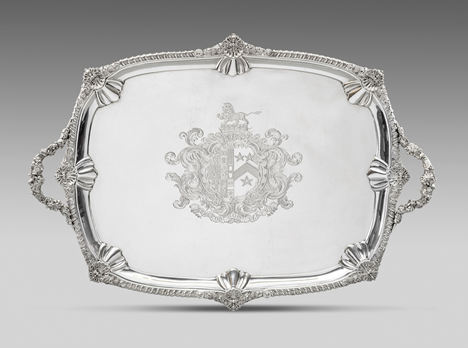 A George III Tray