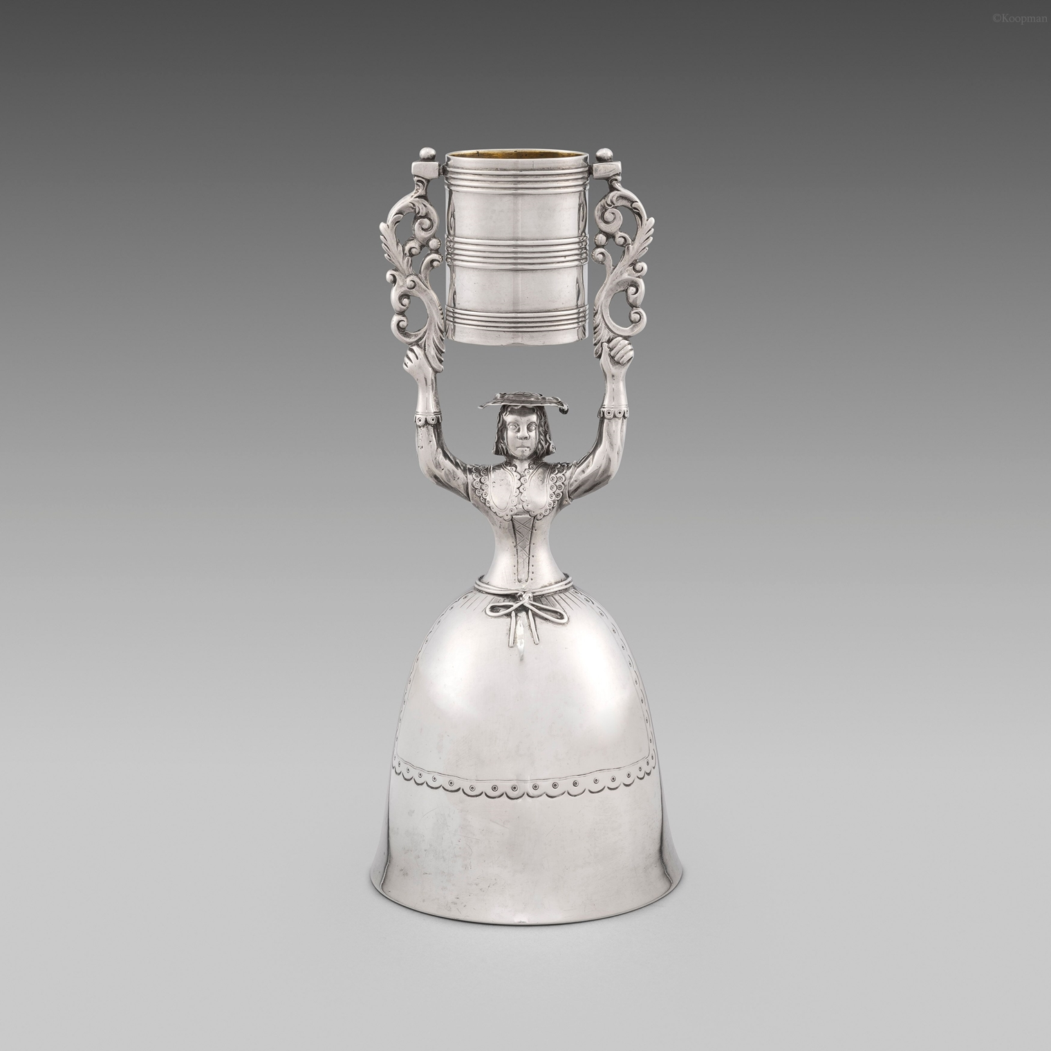 A George III Wager Cup