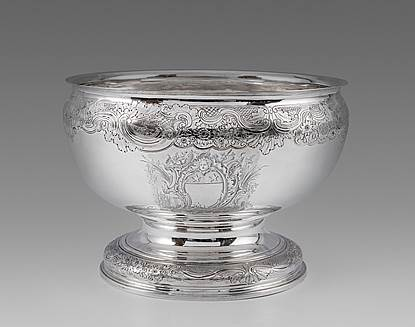 The Bolingbroke Punch Bowl