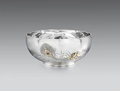 A Meiji Period Japanese Bowl