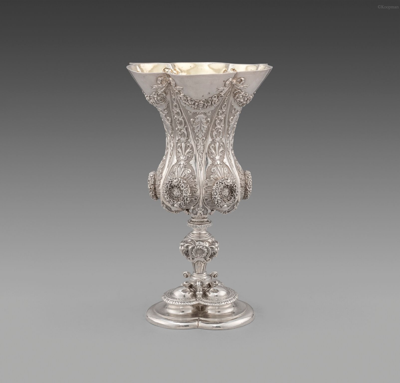 A William IV Columbine Cup