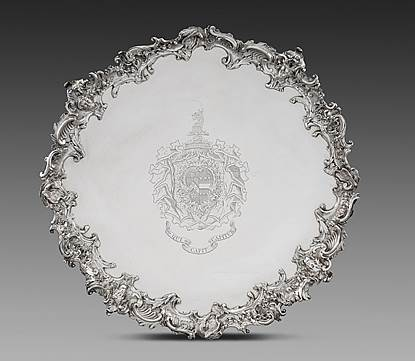 The Ashton Court Salver