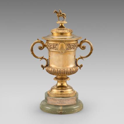 The Queen Elizabeth II Gold Steeplechase Cup
