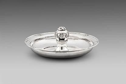 A George V Potpourri Bowl