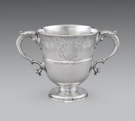 A George II Irish Loving Cup