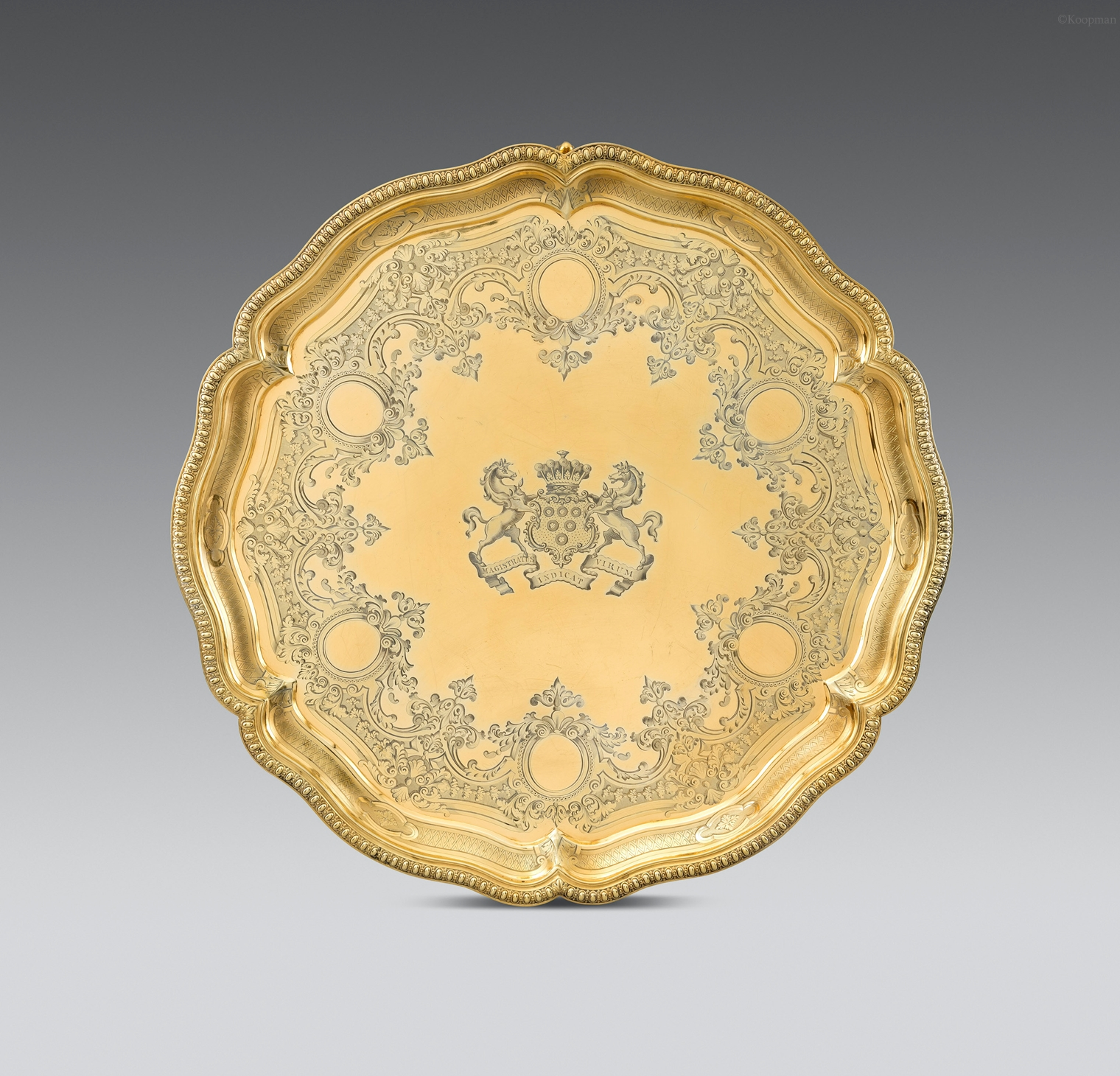 The Lonsdale Salver