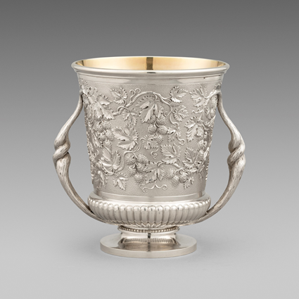 A George III Two-Handled Christening Cup