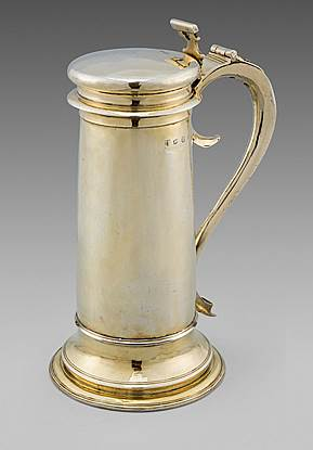 An Early English Flagon