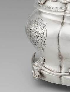 A Dutch 18th Century Tobacco Jar