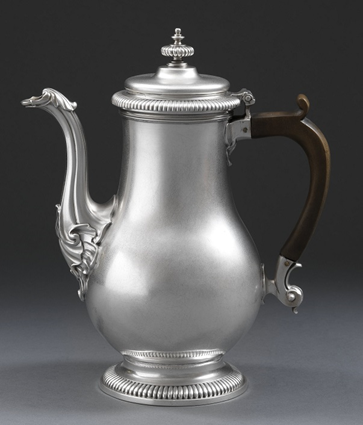 A Plain Bodied Coffee Pot
