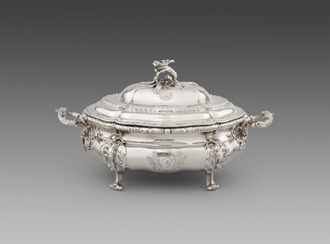 The Sneyd Tureen: An Incredible George II Soup Tureen
