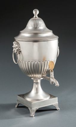 A Magnificent George III Tea Urn