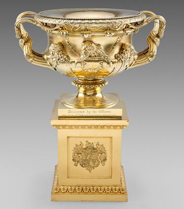 A Regency Presentation Warwick Vase