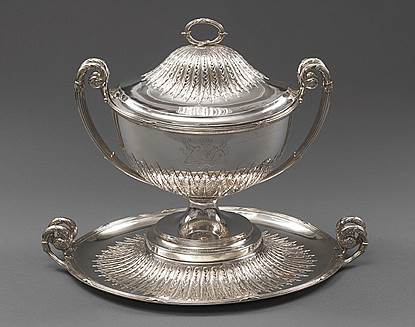 The Earl Camden Soup Tureen