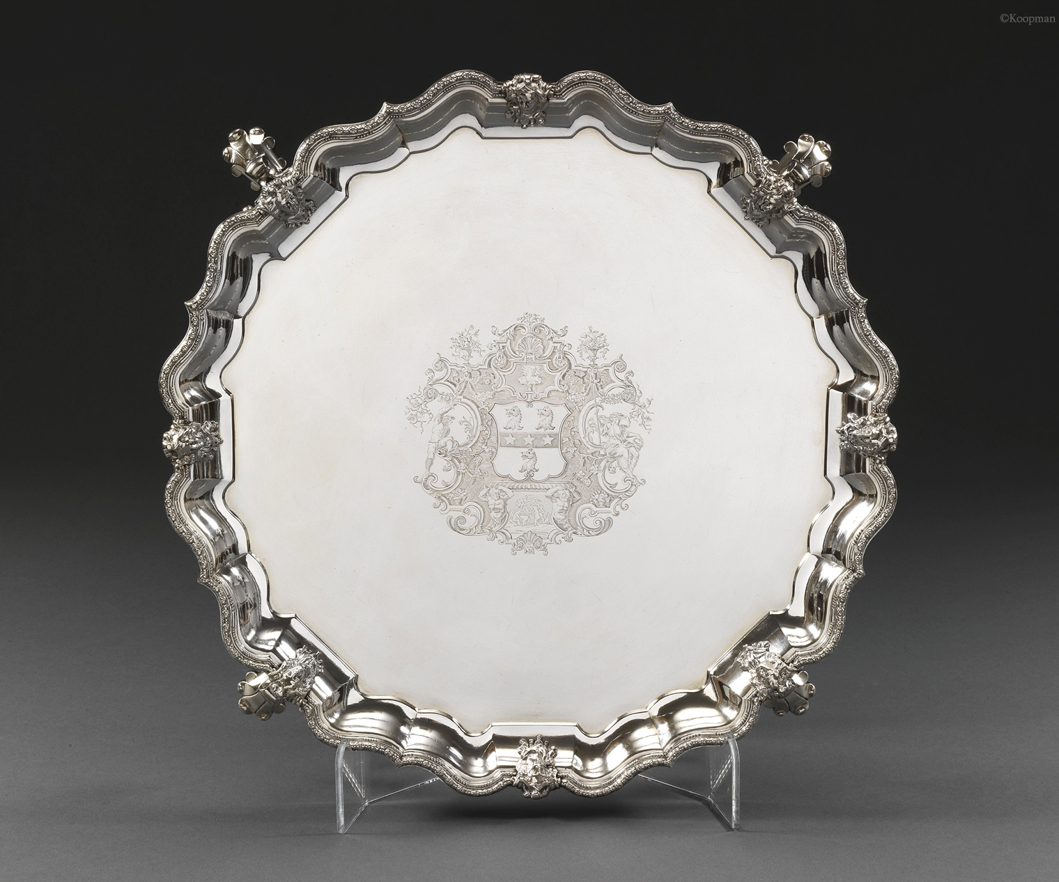 An Important Salver