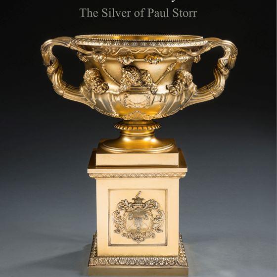 Art in Industry: The Silver of Paul Storr