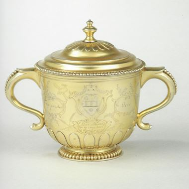 A Historic & Important Cup & Cover