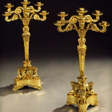 The Coote Candelabra