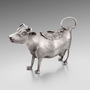 A Naturalistically Modelled Cow Creamer