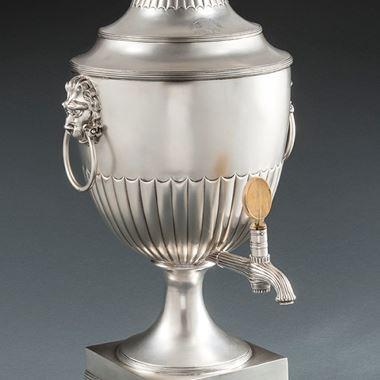 A Magnificent Paul Storr Tea Urn