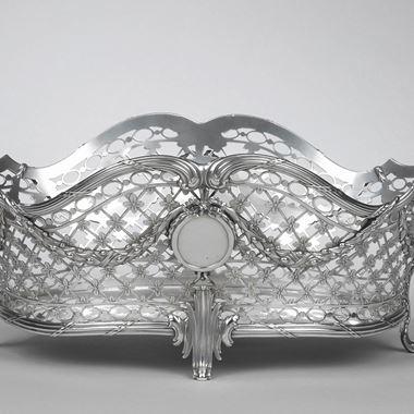 A Large Dutch Basket