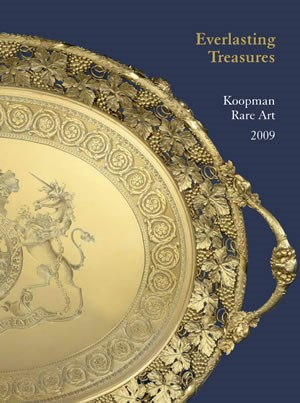 Everlasting Treasures<br /><small>Catalogue of English & Continental Silver and Silver-Gilt</small>